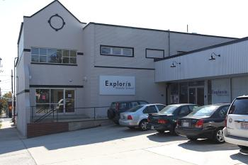 Current home of Exploris